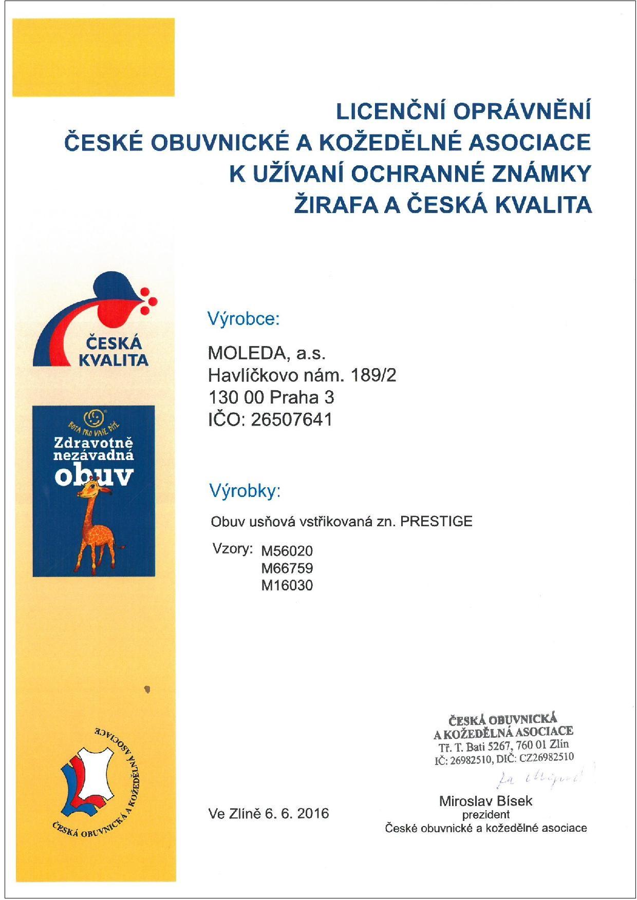 02d25f91a38 žirafa certifikovaná dětská obuv prestige moleda